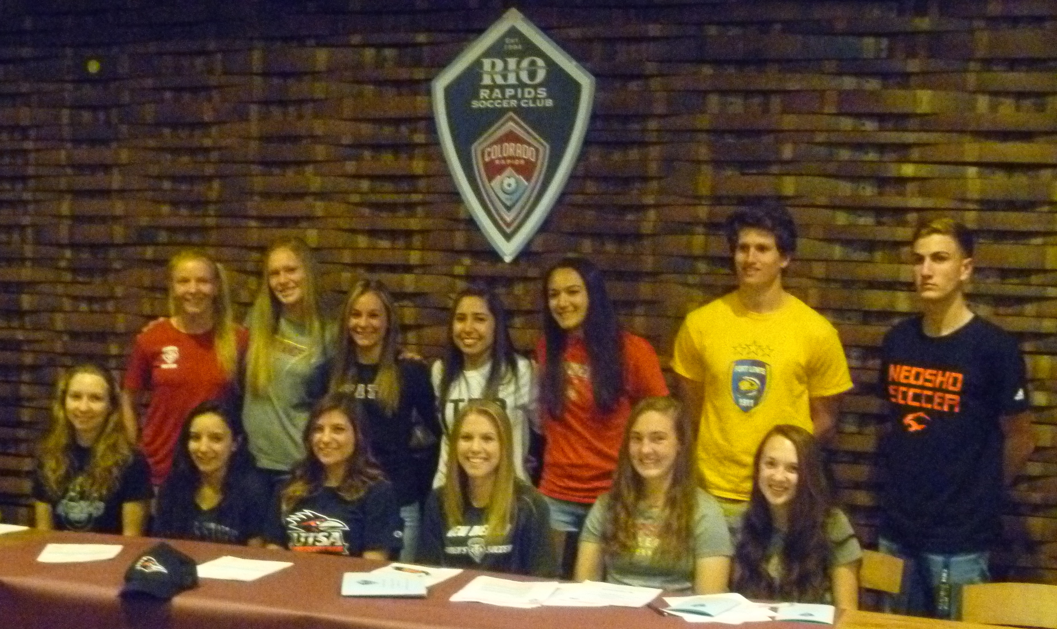 2016 College Commitments Recognized on Signing Day