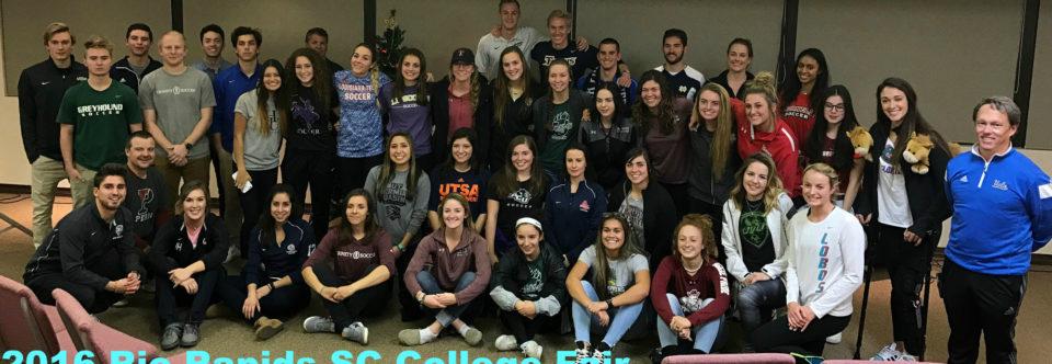 35 Schools Represented at Rio Rapids College Fair