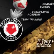 Tony DiCicco GK Summer Camp