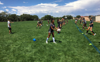 Rio Rapids hosts ECNL tryout with Carolina Rapids