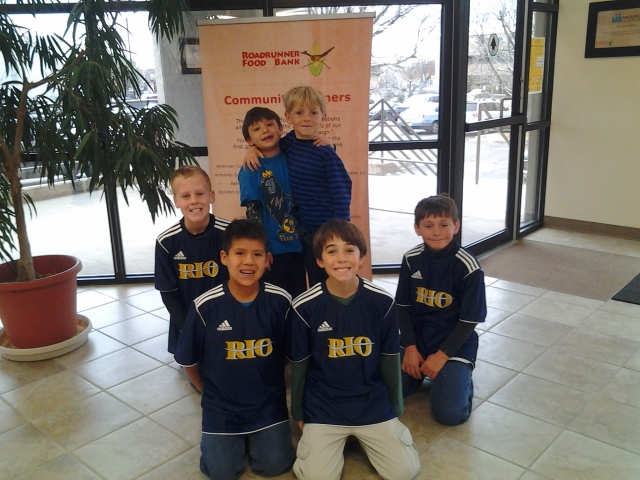Rio Rapids Real '05 U9B – Roadrunner Food Bank