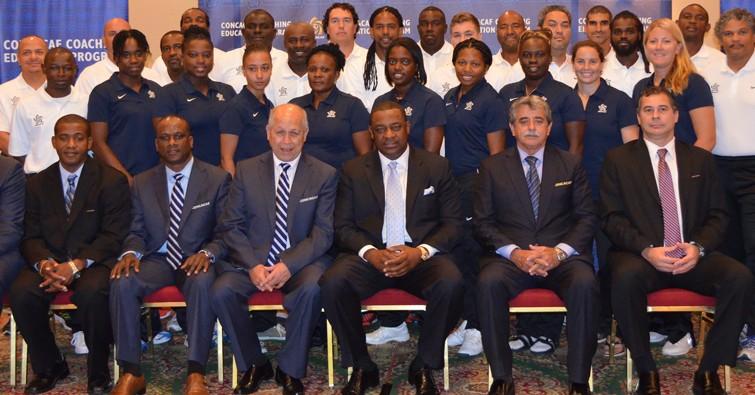 CONCACAF Course