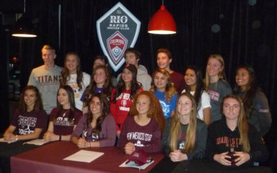 2015 college commitments recognized on national signing day