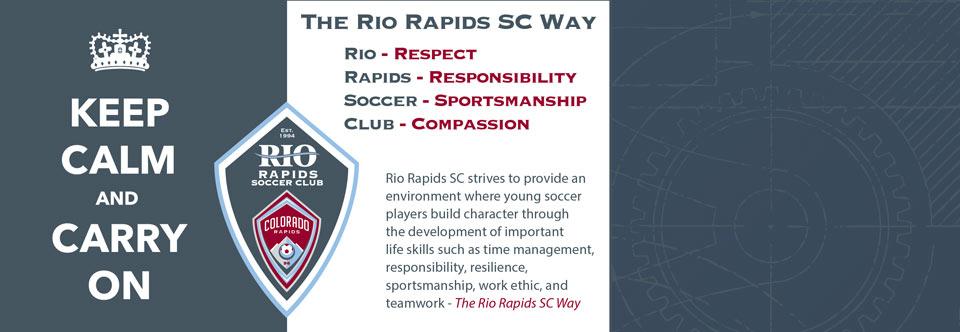 The Rio Rapids SC Way