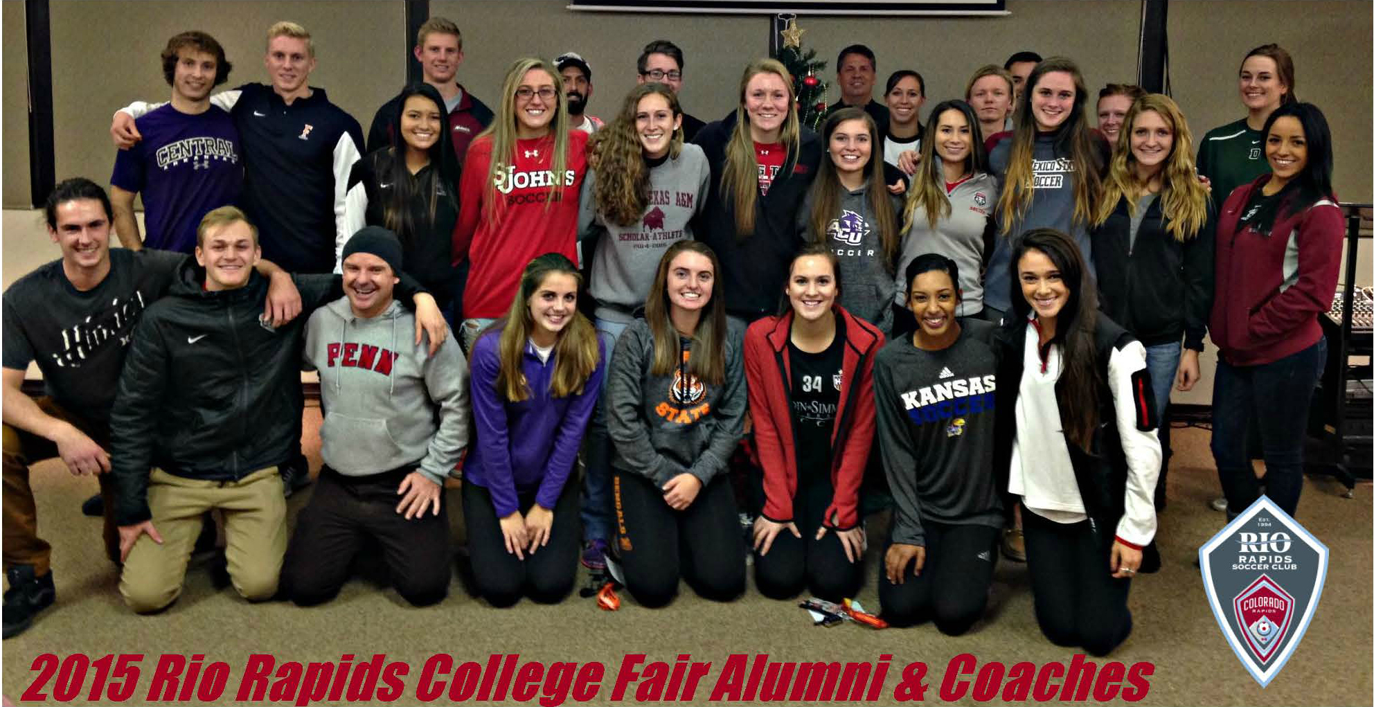27 Schools at Rio Rapids College Fair