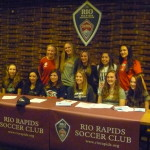 2016 girl's commitments