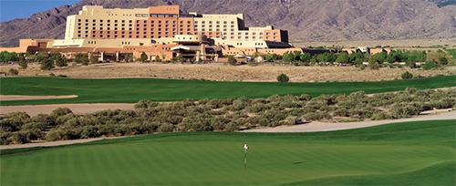 Sandia golf photo