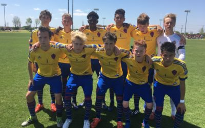 Former rrsc players with colorado rapids, at dallas generation adidas cup