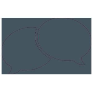 Rrsc icon communication darkblue