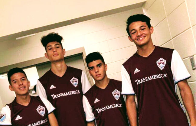 Colorado Rapids Development Academy
