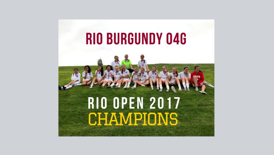 Rio burgundy 04g rio open 082117