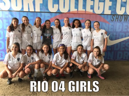 Rio Rapids 04G Erwin Surf Cup Champions