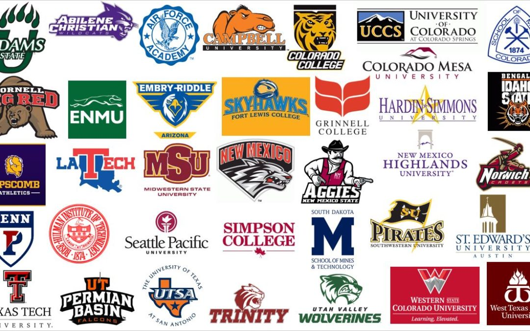 Rio Rapids Alumni Impact College Soccer Across the Country in 2017