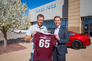 Rio Rapids SC Forms 2 Year Sponsorship with Power Ford