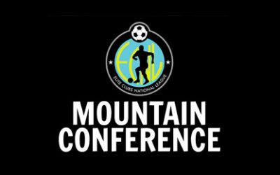 Boys ECNL Announces New Mountain Conference