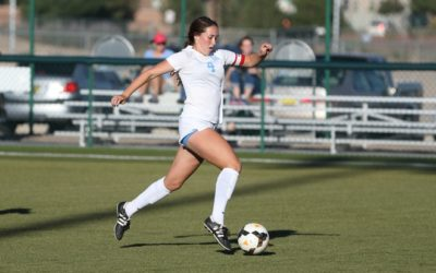 Hannah Gallegos Named ALL-USA Preseason Girls Soccer Team!