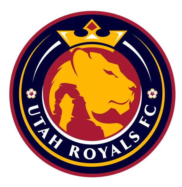 Logo utah royals fc