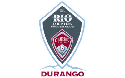 Welcome Rio Rapids Durango SC