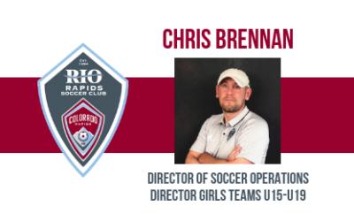 Meet Rio:  Chris Brennan