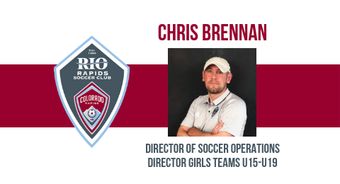 Meet Rio:  Chris Brennan
