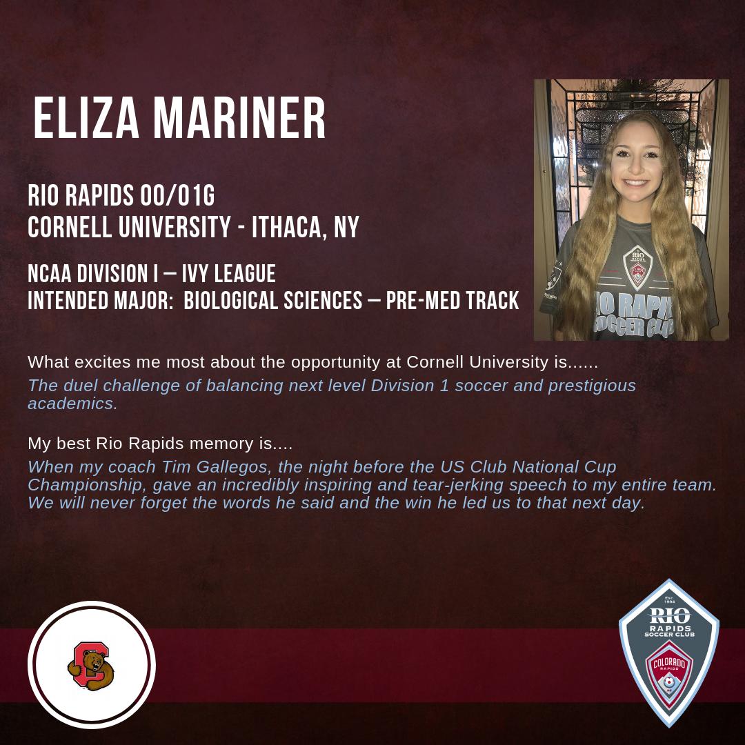 Rrsc instagram eliza mariner college commitment