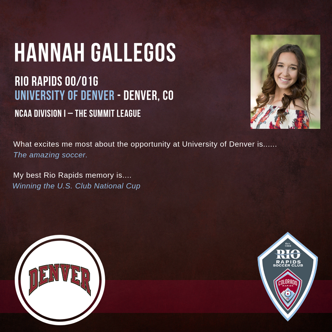 Rrsc instagram hannah gallegos college commitment