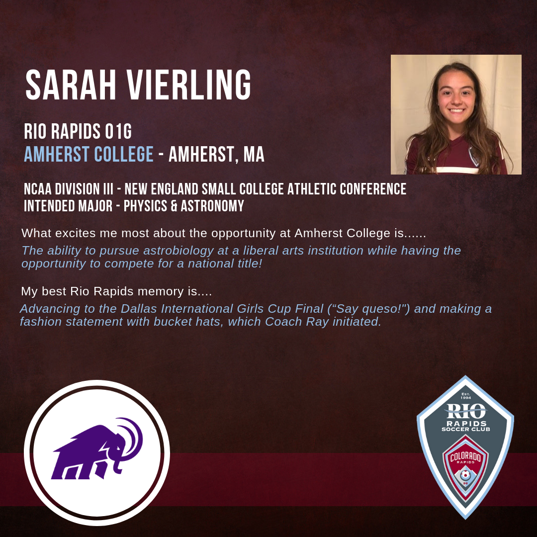 Rrsc instagram sarah vierling college commitment