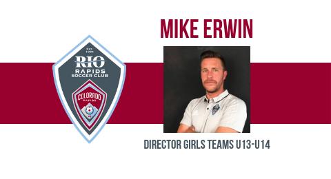 Meet Rio:  Mike Erwin