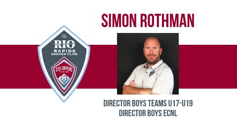 Meet Rio:  Simon Rothman