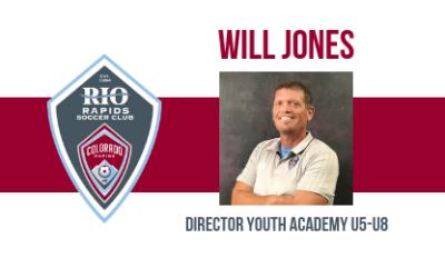 Meet Rio:  Will Jones