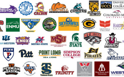 75 Rio Rapids Alumni Make Impact at 43 Colleges in 2018