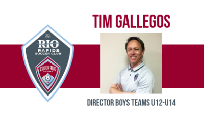 Meet Rio: Tim Gallegos