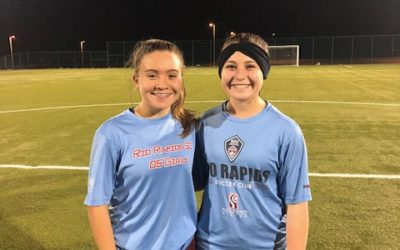 Jordan Candelaria/Olivia Roskos Invited to USYS ODP National Training Camp!