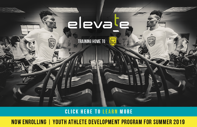 Elevate summer youth project digital ad