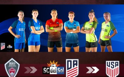 SC del Sol and Rio Rapids announce an Official U.S. Soccer Girls' D.A. Affiliate Agreement