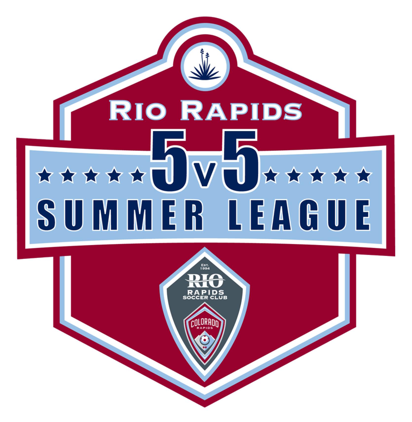 Rrsc summer 5v5 logo 2019