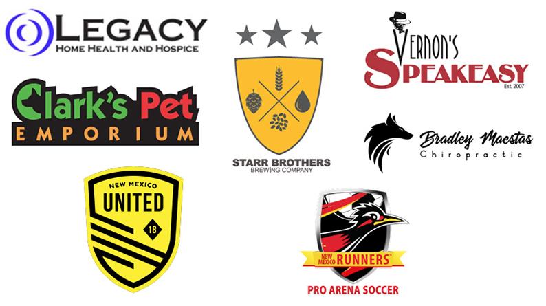 Rrsc 2018 cornhole sponsor logos