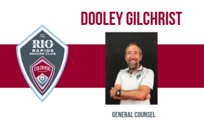 Meet Rio Rapids Board of Directors: Dooley Gilchrist