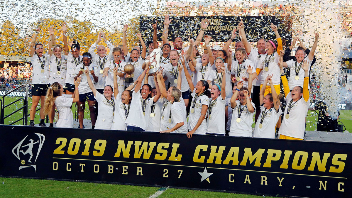 Nwsl championship nc courage