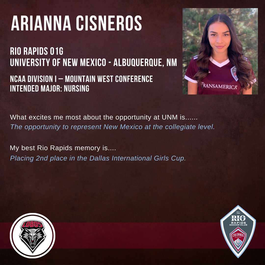 Rrsc ig arianna cisneros 2019 college commitment