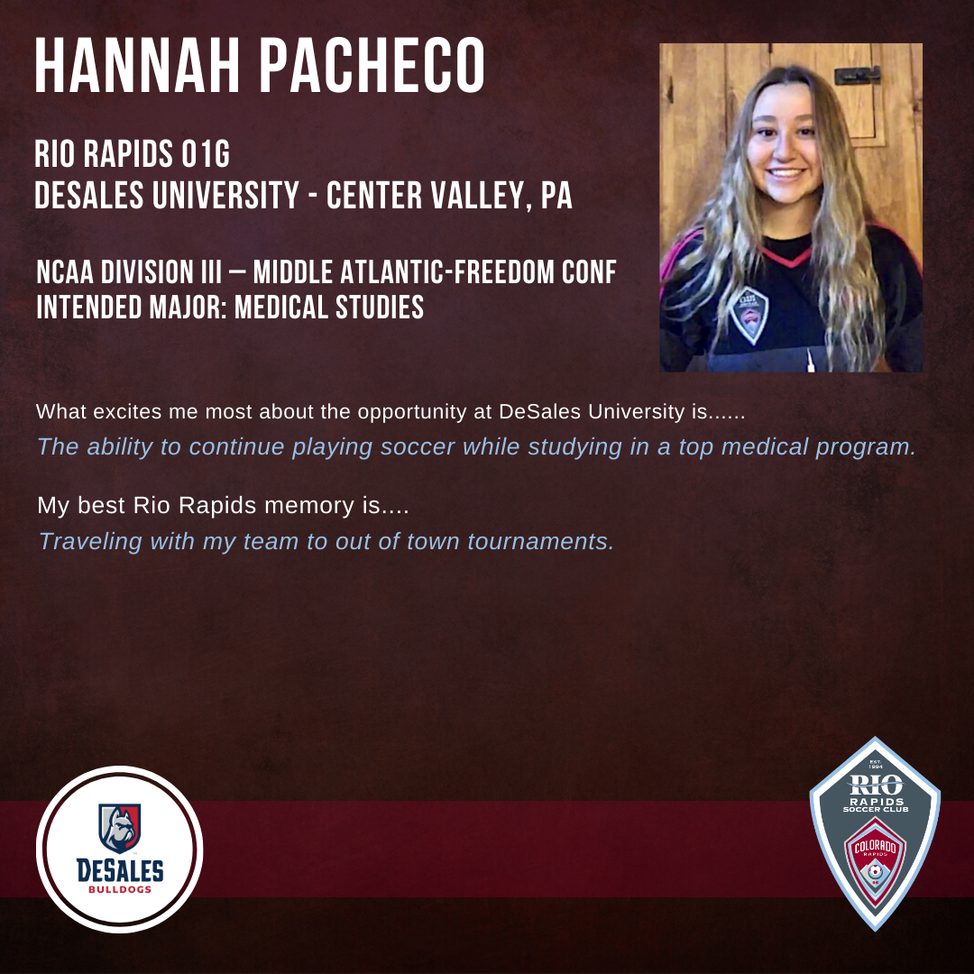 Rrsc ig hannah pacheco 2019 college commitment