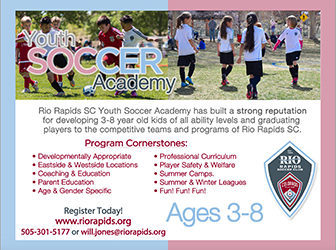 Youth academy registration