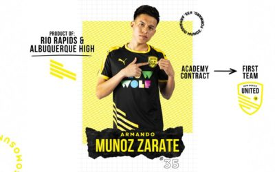 Another rio rapids alumnus joins new mexico united!